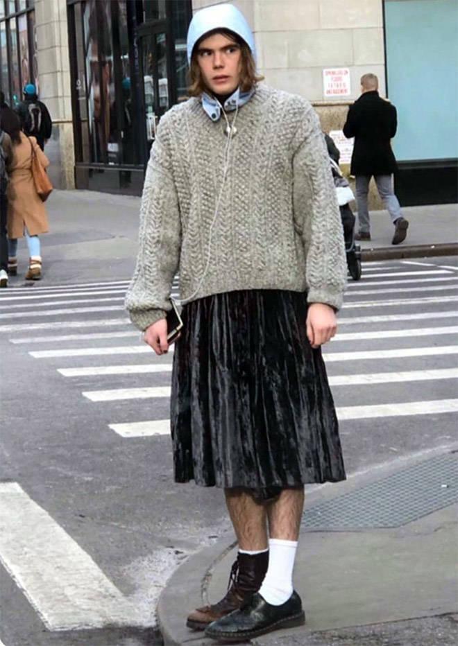 Хипстеры Нью-Йорка (20 фото)