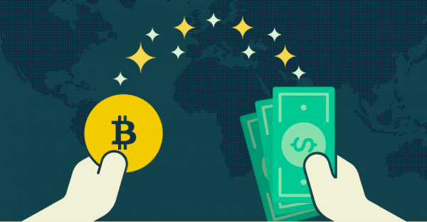 Удобный сервис для обмена электронных валют