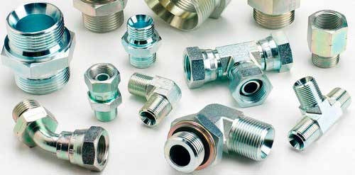Стальные трубы и фитинги для трубопроводов