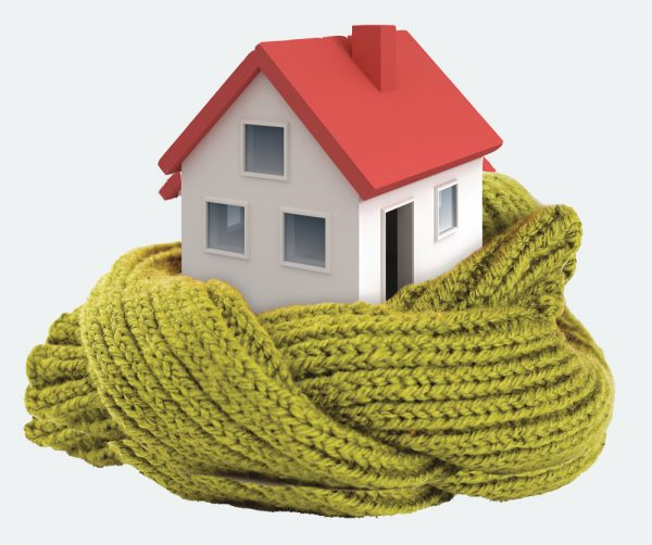 Эффективное утепление частных домов в Киеве и по Украине