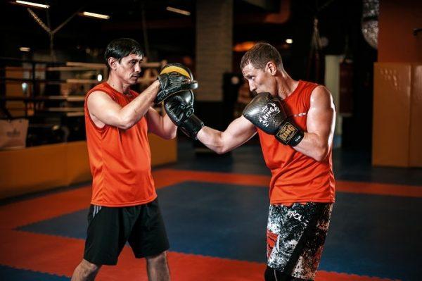 Тренировки по боксу в Москве в спортивном клубе «Академия Бокса»