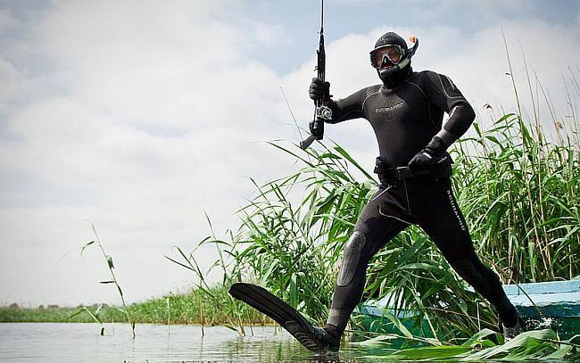 Качественное снаряжение для подводного плавания и охоты
