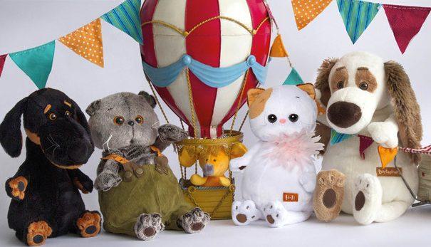 Волшебный мир игрушек для детей