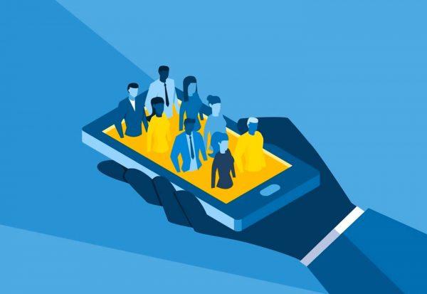 Корпоративный маркетинг и продвижение в социальных сетях