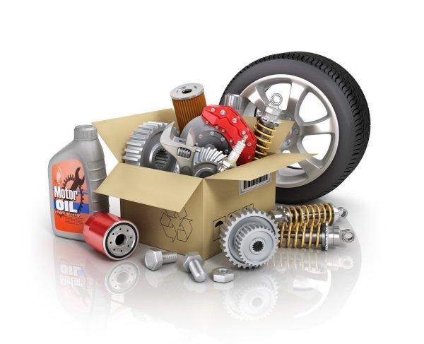 Услуги автосервиса, запчасти и разные аксессуары