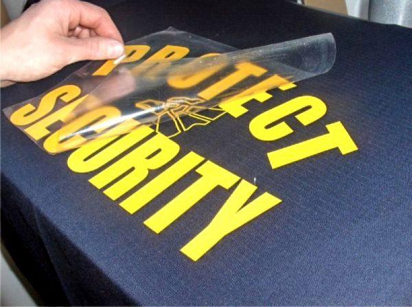 Нанесение логотипа на одежду и аксессуары