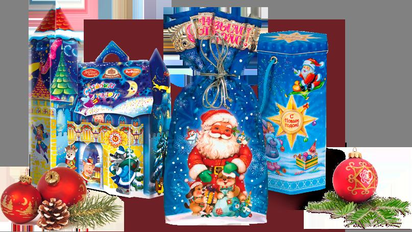 Классные новогодние подарки оптом с доставкой по РФ