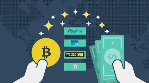 Автоматический обмен электронных валют