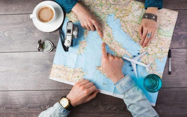 Всё, что касается отдыха и путешествий в одном месте