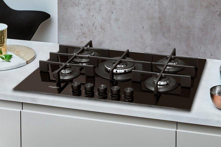 Варочная поверхность различных видов для кухни