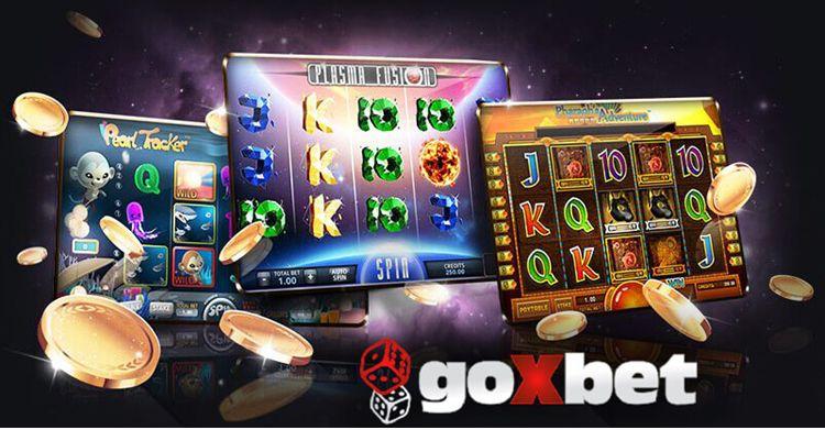 Игровые слоты от лучших разработчиков Гоксбет казино