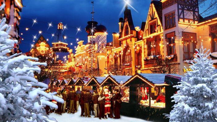 Большое разнообразие новогодних туров из Минска